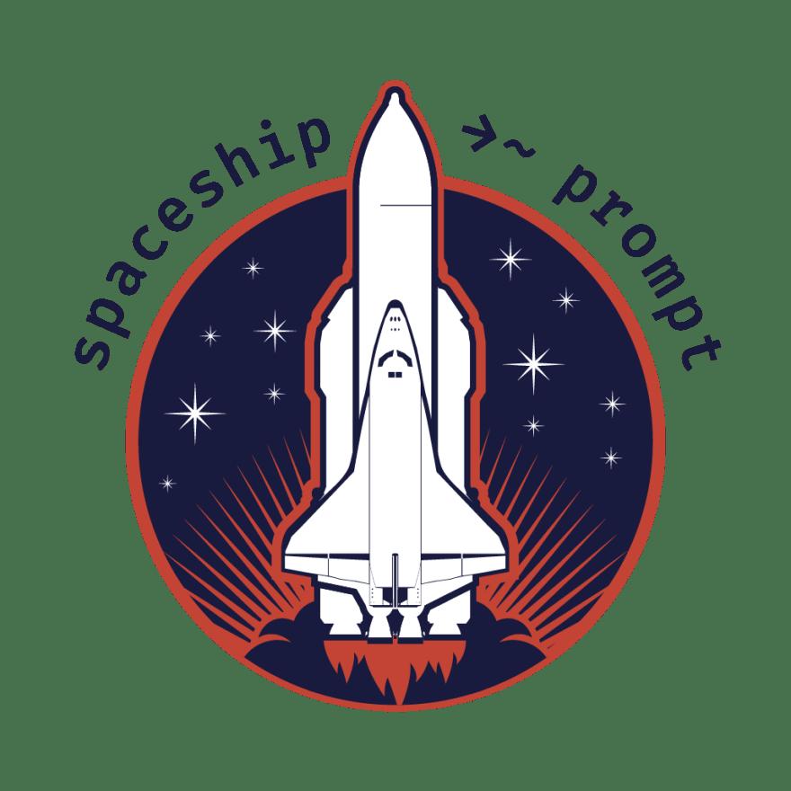 spaceship →~ prompt