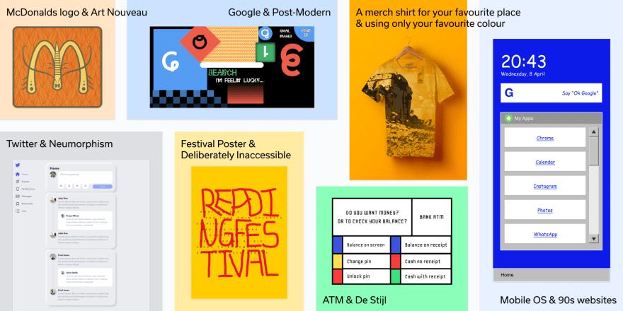 Design Challenge Examples