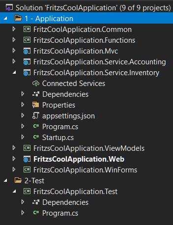Adding Domain Specific Services
