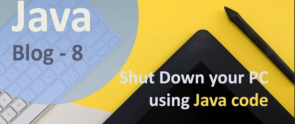 Cover image for Shut Down with Runtime class