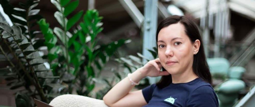 Cover image for Inspiring Stories: Kristina Simakova