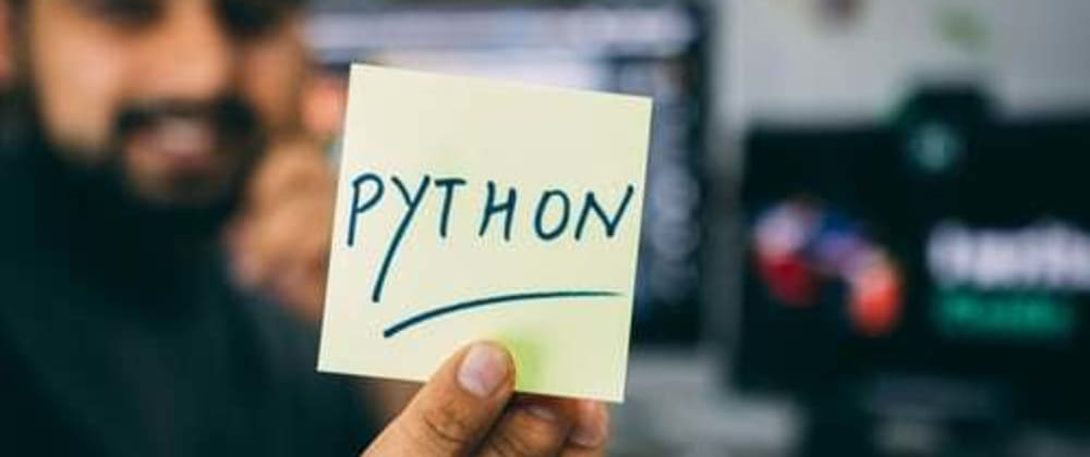 Cover image for Beginner-friendly resources for Python