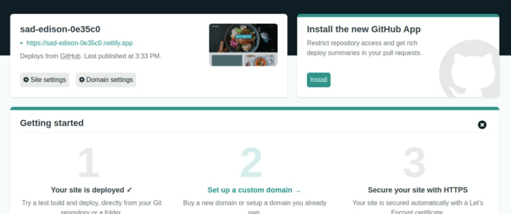 Cover image for Use Netlify, Zapier and Gatsby to instantly deploy your CMS content