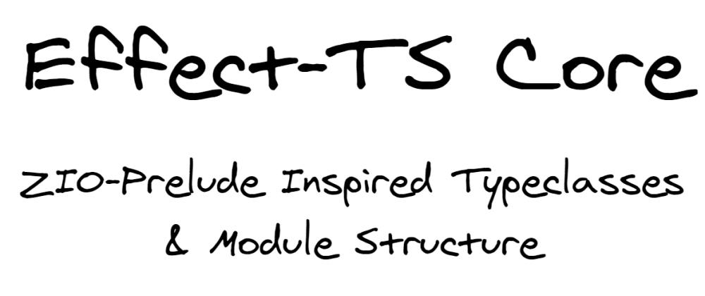 Cover image for Effect-TS Core: ZIO-Prelude Inspired Typeclasses & Module Structure