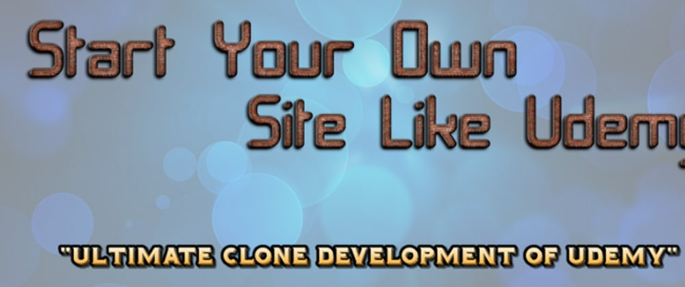 Cover image for Cost to develop website like Udemy