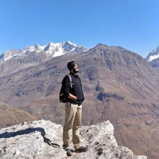 shrayasr profile