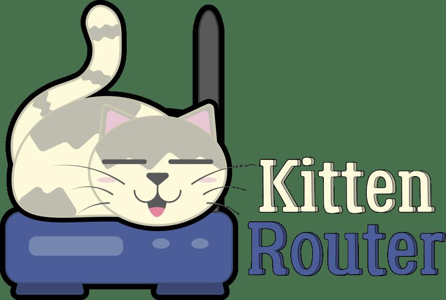 KittenRouter logo