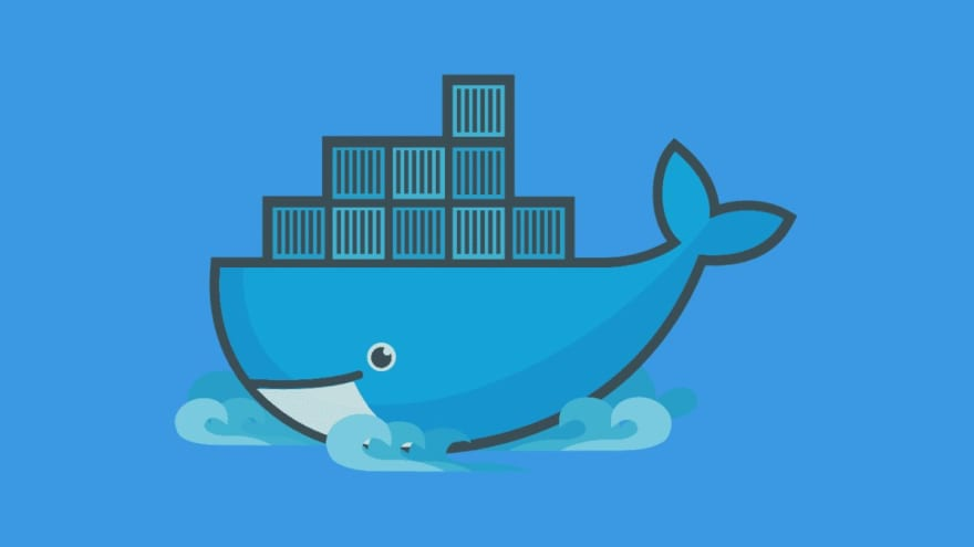 An annotated docker config for frontend web development