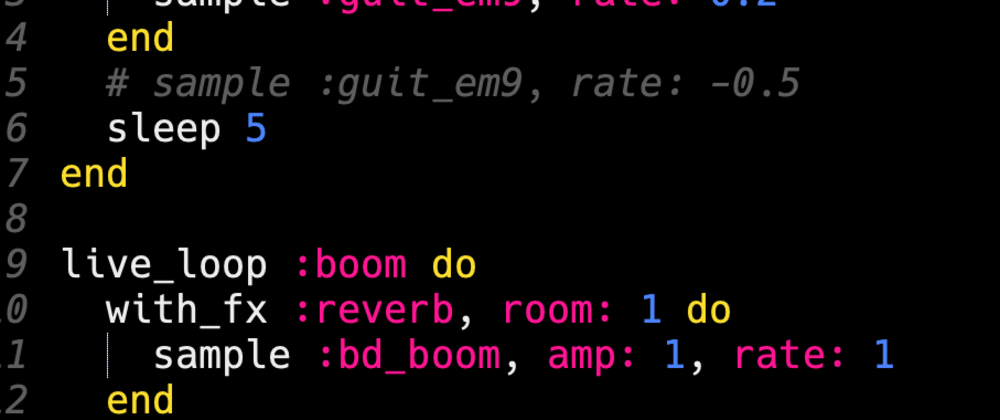 Cover image for I just discovered Sonic Pi