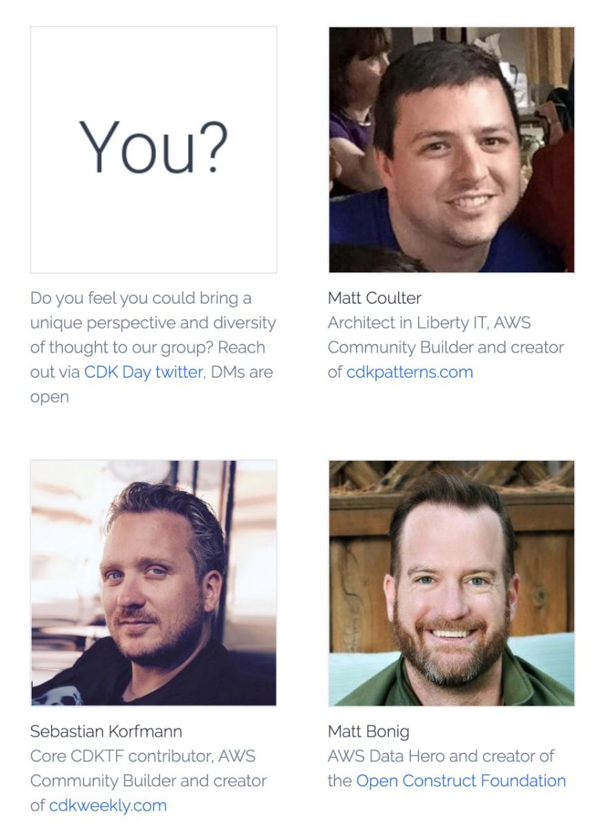 Matt Coulter, Sebastian Korfmann and Matt Bonig