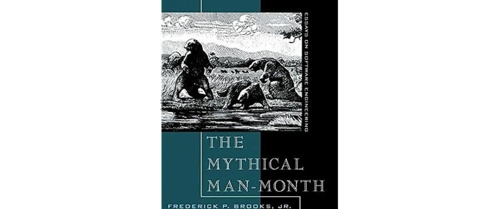 Cover image for Recomendando - O mítico homem-mês