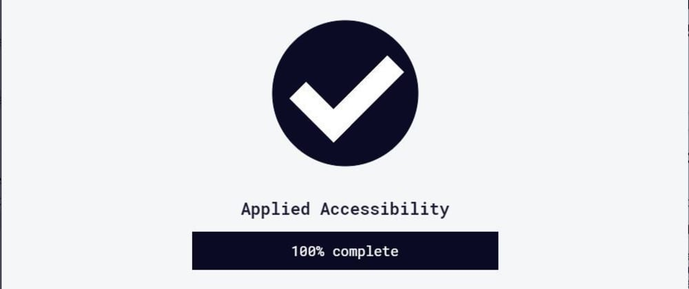 Cover image for Accessibility