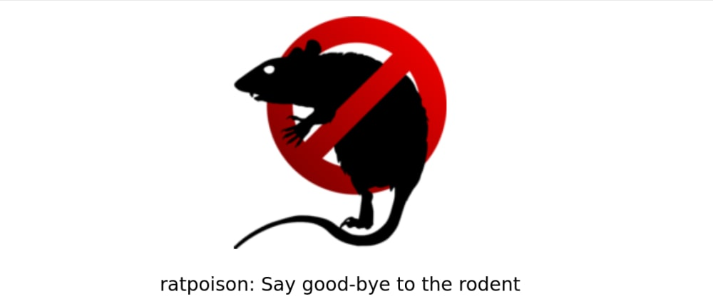 Cover image for Ratpoison: Forget About Your Mouse
