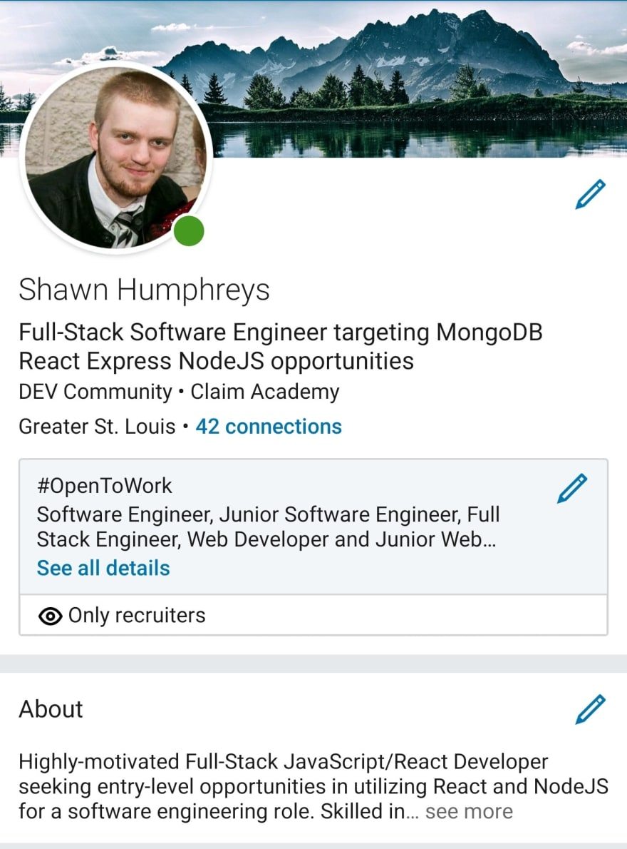 Shawn Humphreys profile