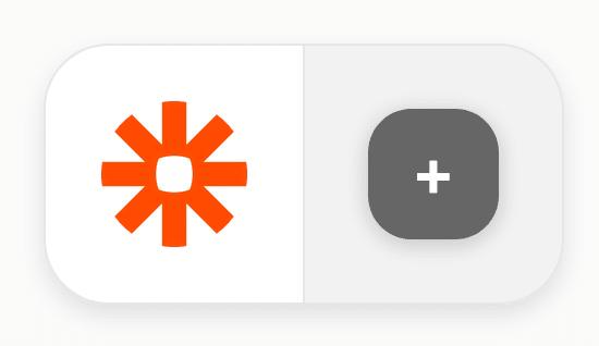 Zapier integration icon