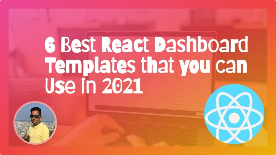 6 Best React Dashboard