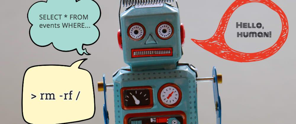 Cover image for Telegram bot in Go: speak robot
