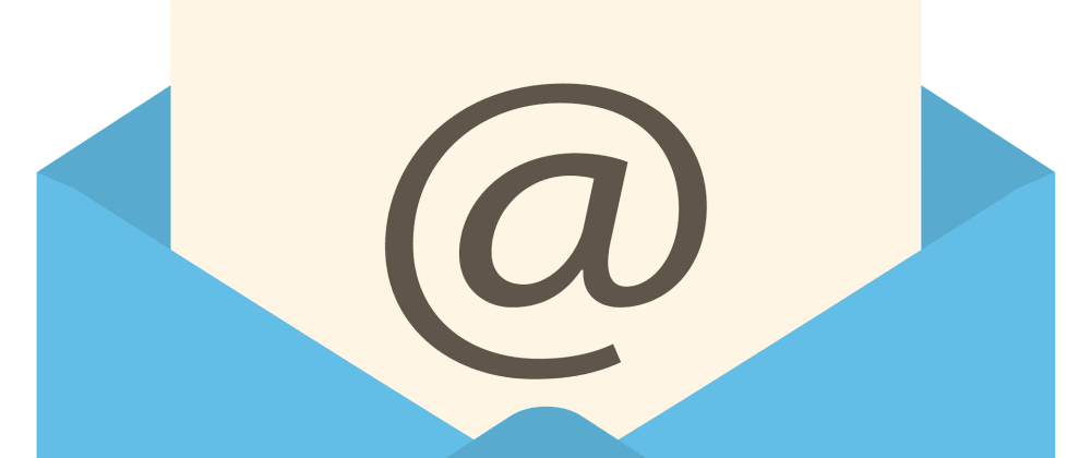 Cover image for EmailJS - Implementing automated email in React