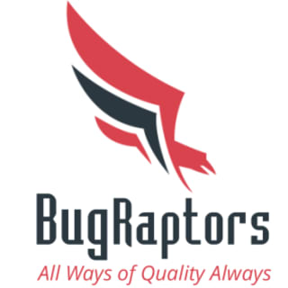 BugRaptors logo