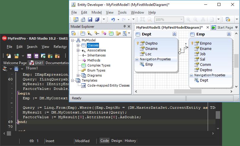 Delphi Data Access Components