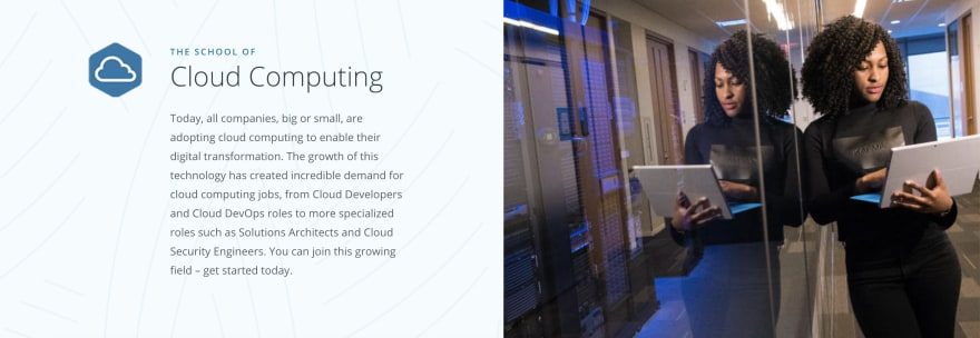 School of Cloud Computing