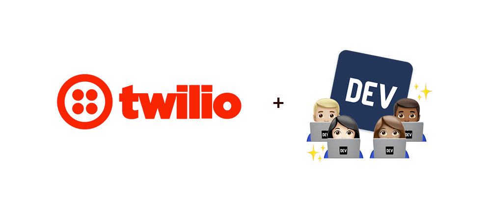 Cover image for Announcing the Twilio Hackathon on DEV