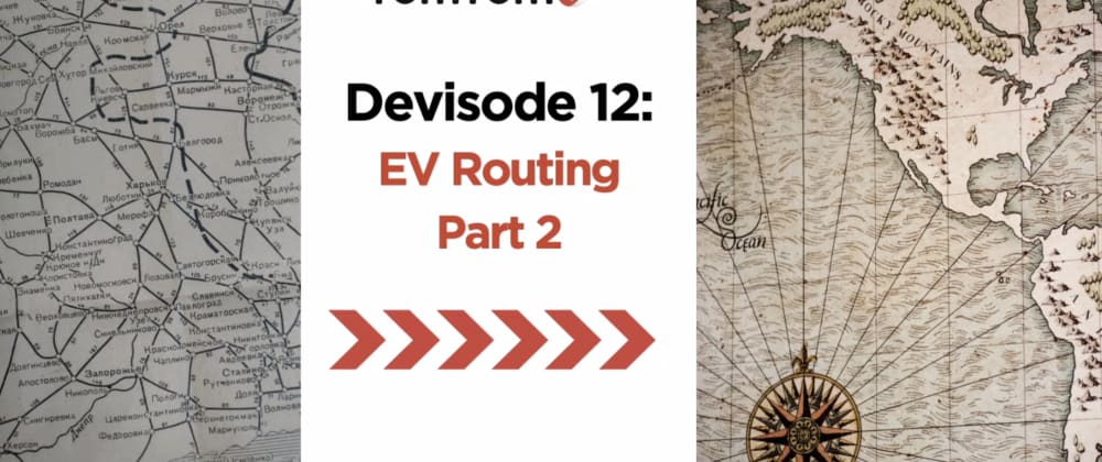 Cover image for New Twitch Recap: EV Routing Part 2!