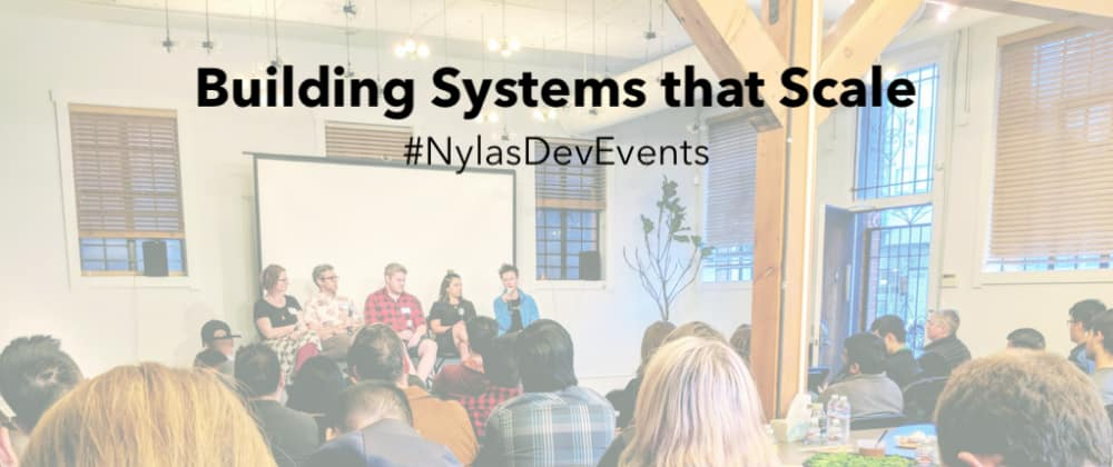 Cover image for Building Systems that Scale