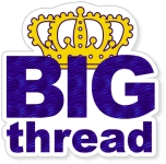 Big Thread Badge