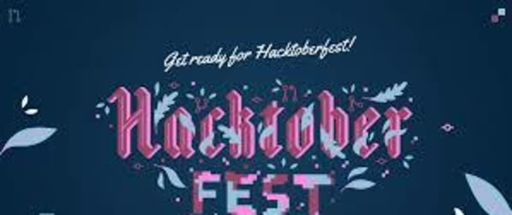 Cover image for Hactoberfest2020