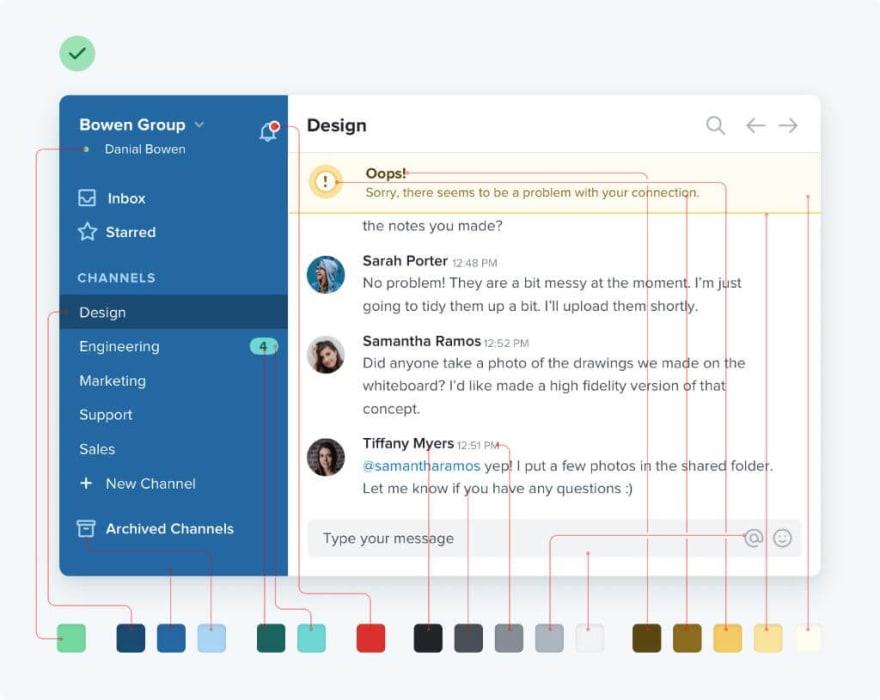 Building Your Color Palette