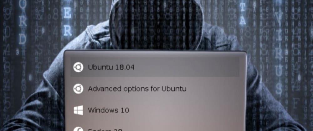 Cover image for CUSTOMIZE GRUB IN UBUNTU