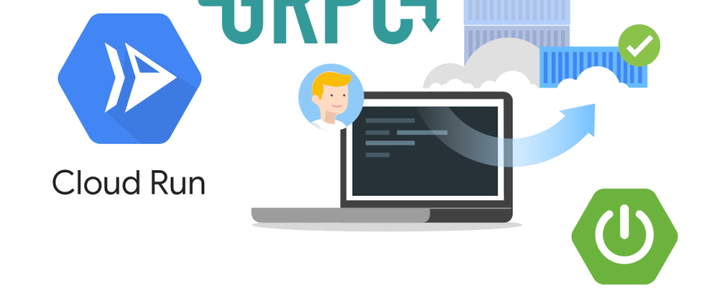 Cover image for Google Cloud Run Service with gRPC using Spring Boot