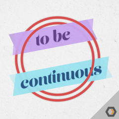 To be continuous 1024x1024
