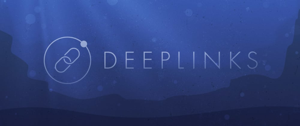 Cover image for Ionic deeplink/universal link with Capacitor.