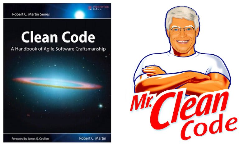 clean code uncle bob