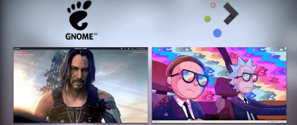 Cover image for GNOME vs KDE Plasma