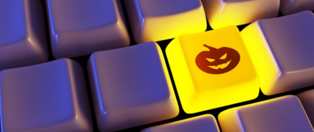 Cover image for Developers Halloween