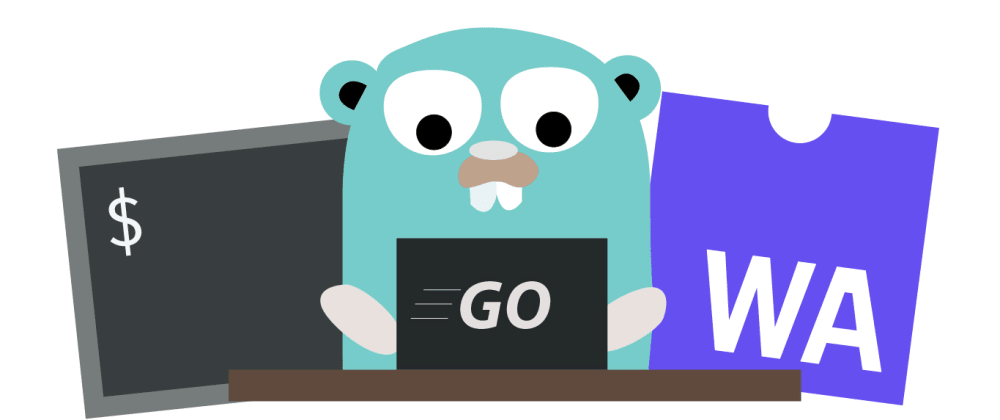 Cover image for Create frontend Go apps using go-web-app 🎉✨📦