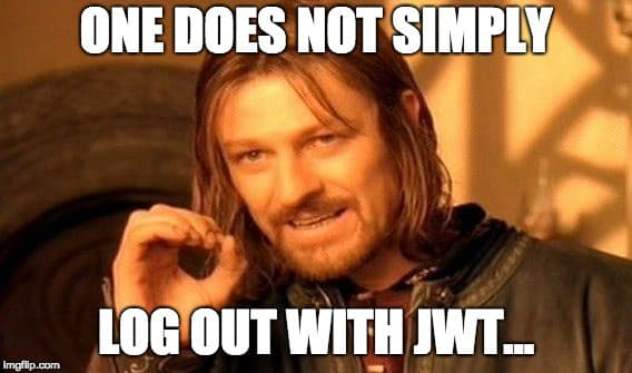 How to log out when using JWT - DEV Community 👩 💻👨 💻
