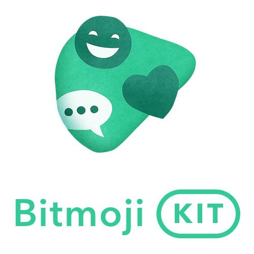 bitmoji kit logo
