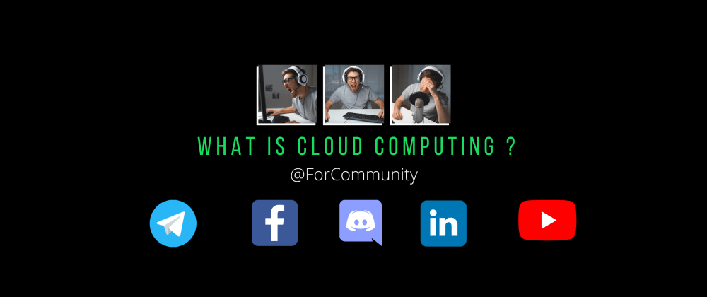 Cover image for  What is Cloud Computing?