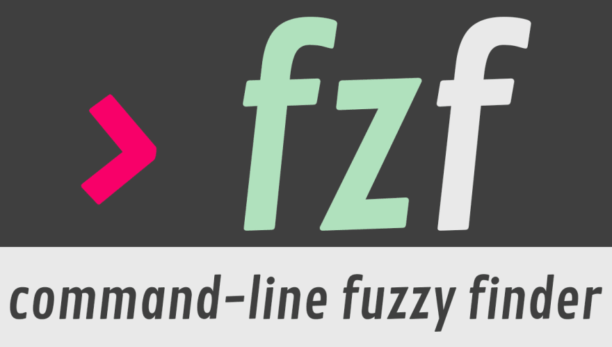 fzf - a command-line fuzzy finder