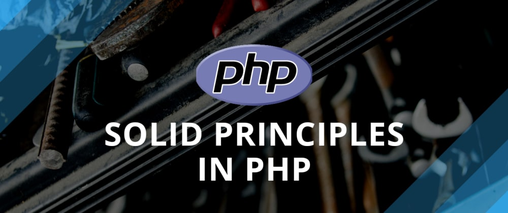 Cover image for SOLID in PHP