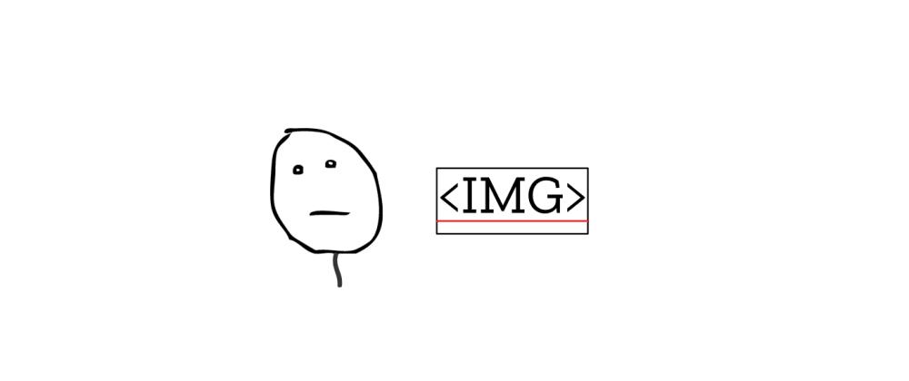 Cover image for The strange <img> gap in HTML