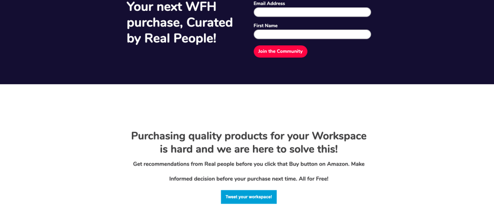 Cover image for Shipped using Mailchimp's free plan without writing any code
