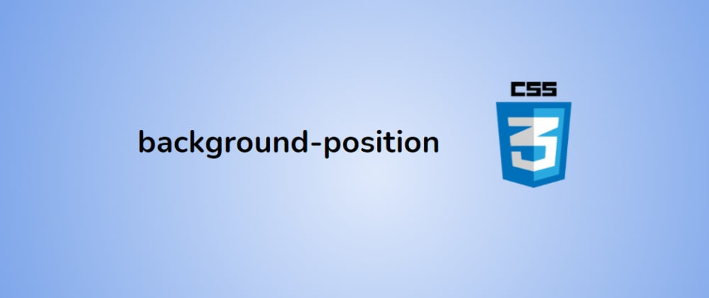 Cover image for All you need to know about background-position