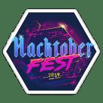 Hactoberfest Badge