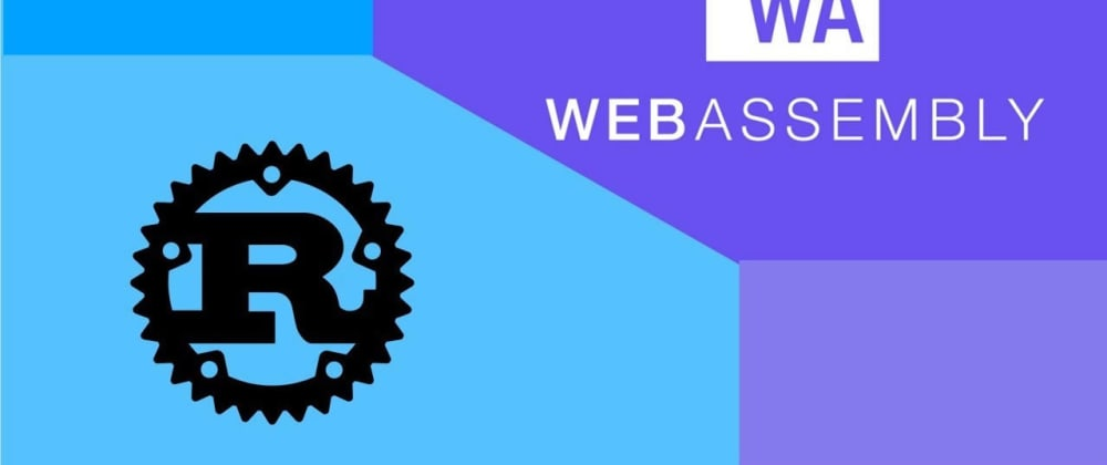 Cover image for WebAssembly with Rust