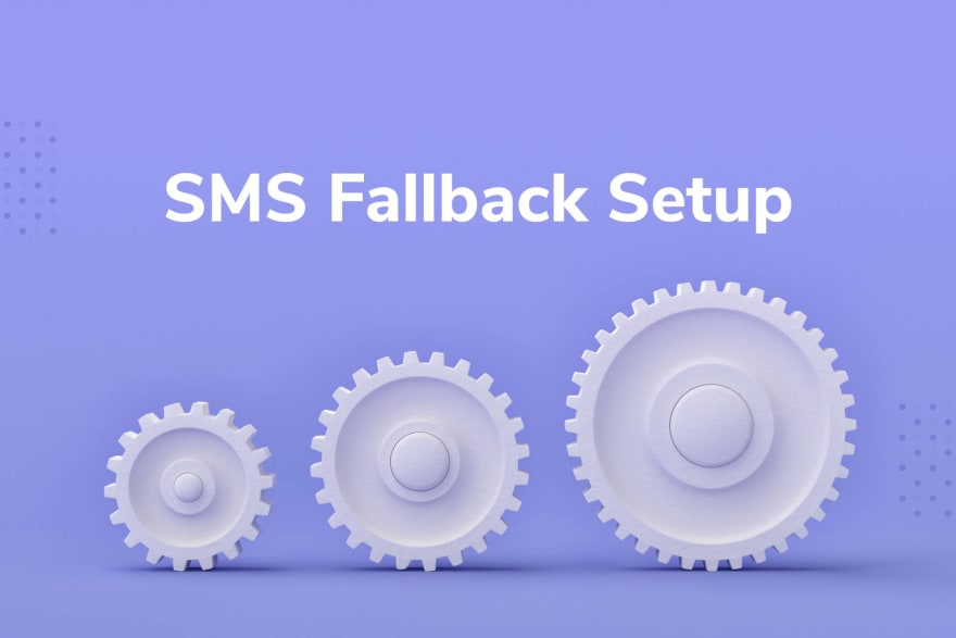 Using SMS as a Fallback Option for Push Notifications